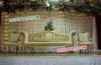 Indian Wedding Love Sofa Set