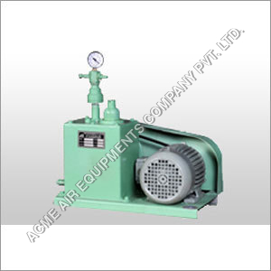 Oil Sealed Vacuum Pump