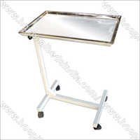 Mayo Instrument Trolley (Knob)