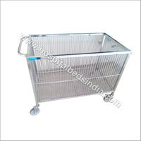 Hospital Cleaning Trolley