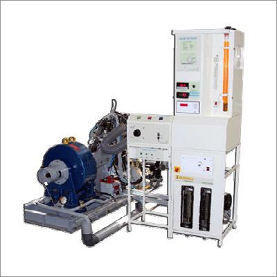 Engine Test Setup 4 Cylinder, 4 Stroke, Diesel (Co