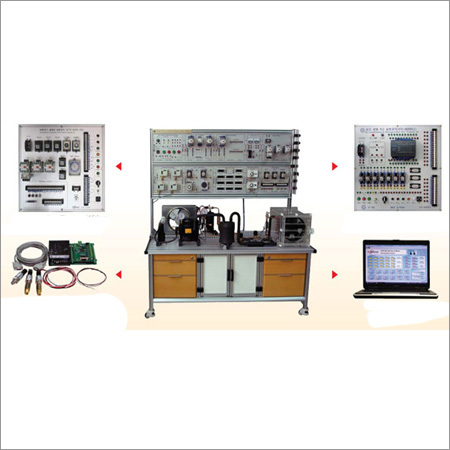 Temp. Pressure & Defrost Control System