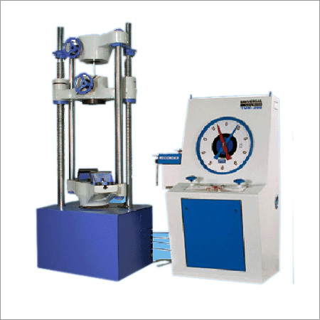 Analogue Universal Testing Machines