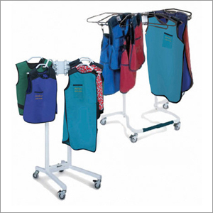 Radiation Protected Apron Stand