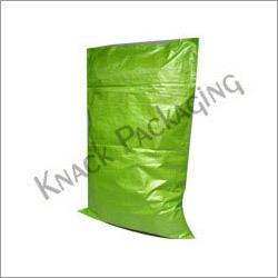 PP Woven Single Colored Sacks