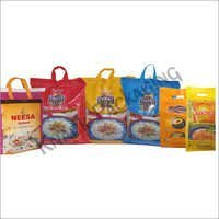 Rice Packaging Sacks