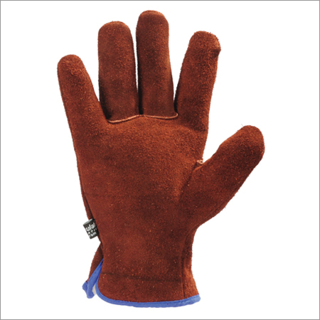 Brown Cold Storage Gloves