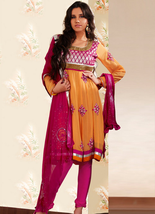 Fashionable Salwar Suits