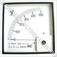 Panel Meter (Ammeter-Voltmeter)