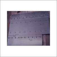 Alumina Straight Rail