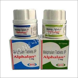 Alphalan (2mg, 5mg  Natco Pharma)