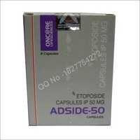 ADSIDE - ETOPOSIDE 50mg