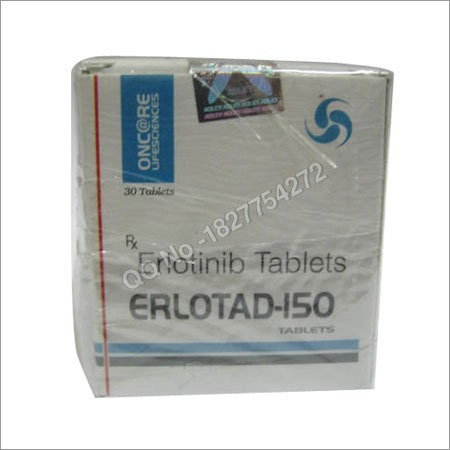 Erlotad - Erlotinib