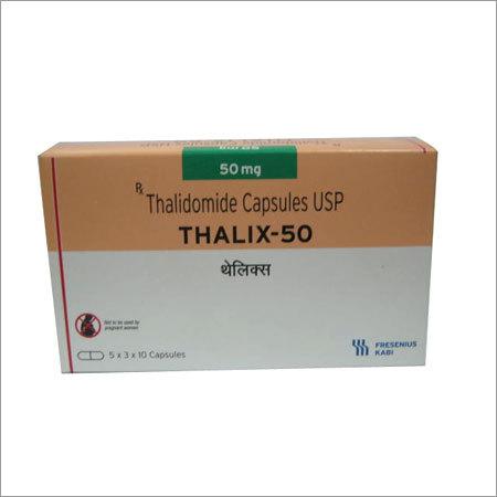 Thalix 50mg - Thalidomide