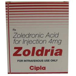 Zoldria - Zoledronic AcidCipla