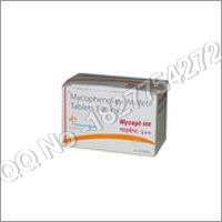Mycept - Mycophenolate Mofetil Tablets