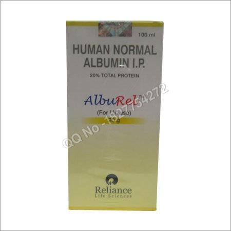Alburel (Human Albumin)