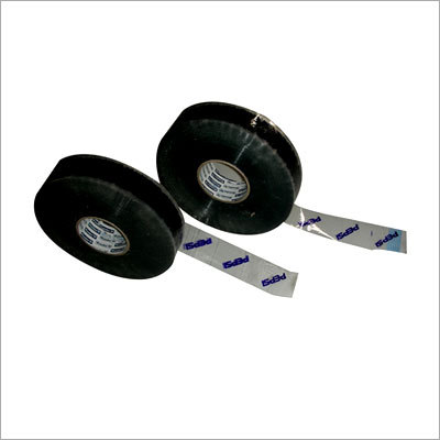 Black Bopp Self Adhesive Tapes