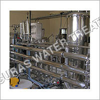 Sanitary Finish Plants