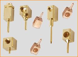 Brass Electrical Connectors, Brass Terminals