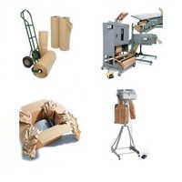 Paper Protective Packaging Machine
