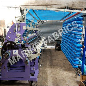 Fishing Net Making Machine Model Mint