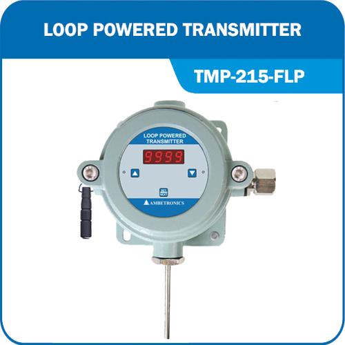 Loop Powered Transmitter
