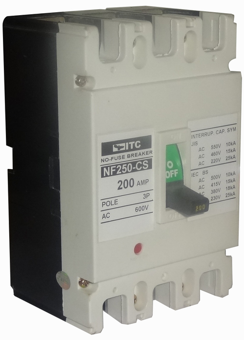 CIRCUIT BREAKERS MOULDED CASE