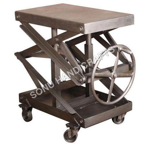 French Metal Furniture