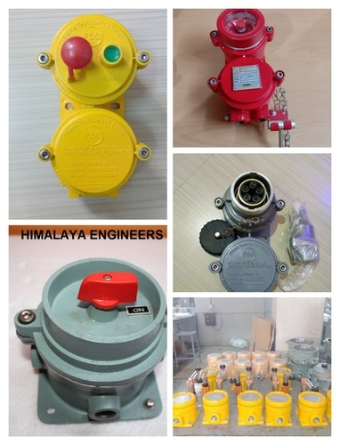 Flameproof Electrical Equipment