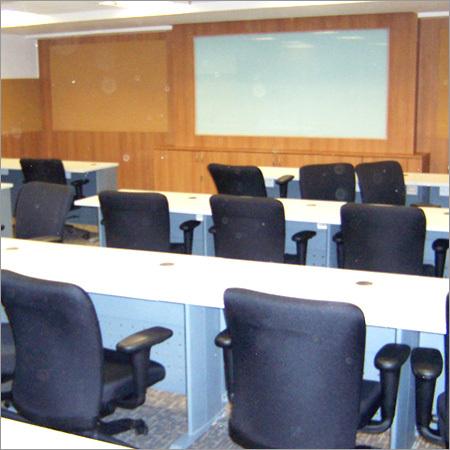 Wood Meeting Hall Furniture