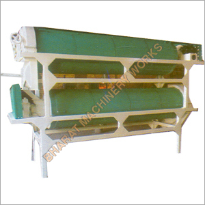 Double Rice Grinder Machine