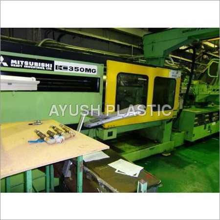 Used Plastic Molding Machine