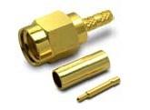 Straight Plug Male SMA Connector