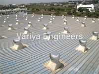 Rooftop Air Turbo Ventilator