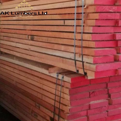 Meranti Wood Logs