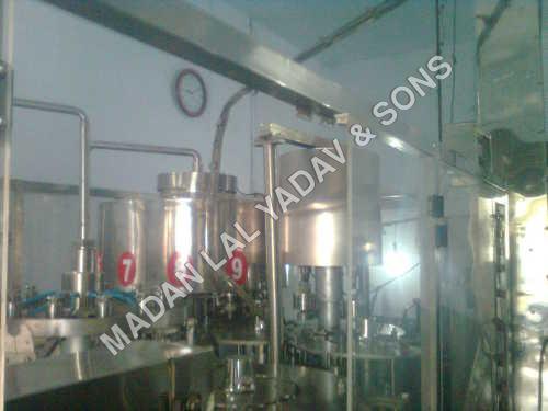 Rinsing Filling Machines