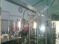 Rinsing Filling Machines