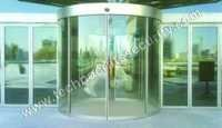 Automatic Curve Door
