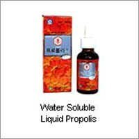 Liquid Propolis Alcohol Soluble
