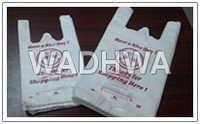 LL-LDPE T-Shirt Bags