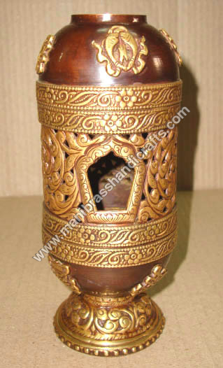 Incense Burner Flower Pot Shape