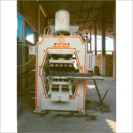 Automatic Fly Ash Bricks Press Plant