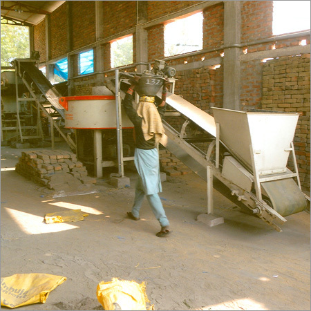 Automatic Fly Ash Bricks Press Machine