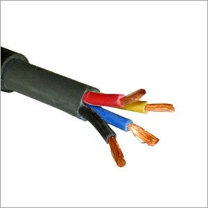 PVC Sheathed Cable