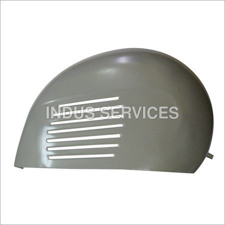 Vespa Side Panel Without Toolbox