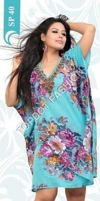 Colourful Beach Kaftans