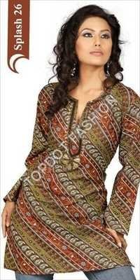 Ladies Fashionable Beach Tunic