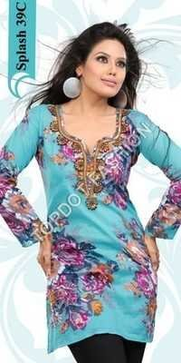 Ethnic Beach Tunics