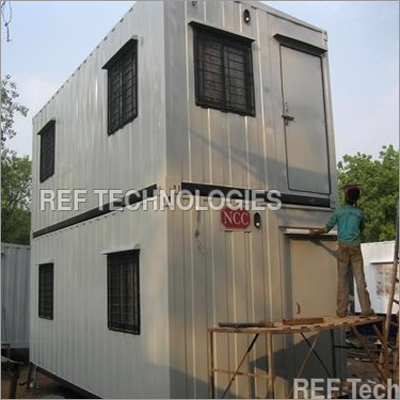 Prefab Double Container